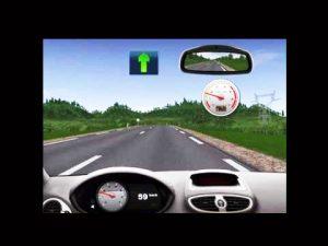 Sensibilisation sur simulateur risque routier/éco-conduite