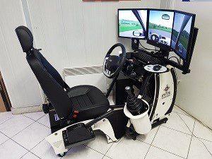 Simulateur mobile